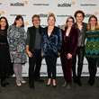 Kate Mulgrew Audible Celebrates 'The Half-Life of Marie Curie' At Minetta Lane Theatre In NYC