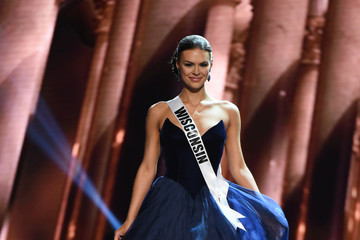 Kate Redeker 2016 Miss USA Preliminary Competition