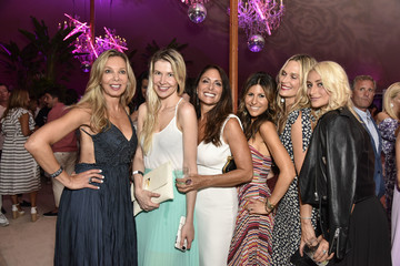 Kate Rumson Hamptons Magazine 40th Anniversary Bash By Lawrence Scott Events Presented By Compass