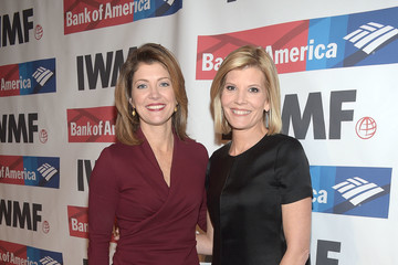 Kate Snow The International Women's Media Foundation's 27th Annual Courage In Journalism Awards Ceremony - Arrivals