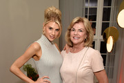 Charlotte McKinney (L) and Susan McKinney attend The Kate Somerville Clinic Celebrates 15 Years On Melrose at Kate Somerville on October 10, 2019 in Los Angeles, California.