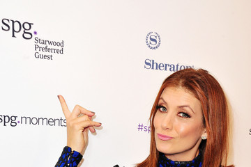 Kate Walsh SPG Hosts an Intimate Show at Sheraton Downtown Los Angeles