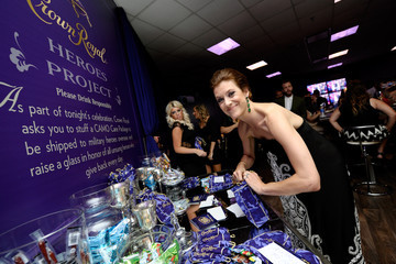 Kate Walsh Crown Royal Lounge at the CMT Music Awards