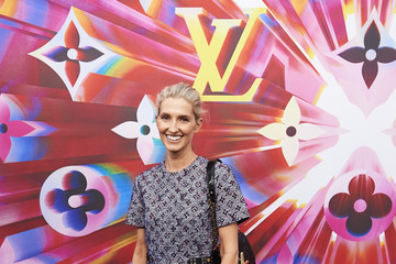 Kate Waterhouse Louis Vuitton Flagship Store Re-Opening - Arrivals