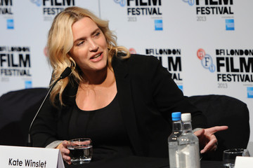 Kate Winslet 'Labor Day' Press Conference in London