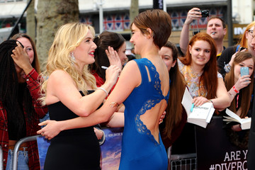 "Kate Winslet ""Divergent"" - European Premiere - Red Carpet Arrivals"