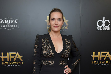 Kate Winslet 21st Annual Hollywood Film Awards - Press Room