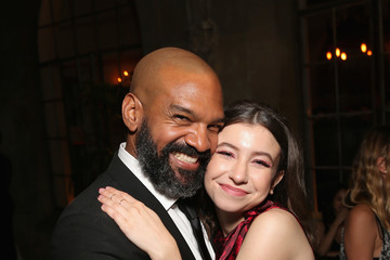 Katelyn Nacon 'The Walking Dead' Premiere And After Party