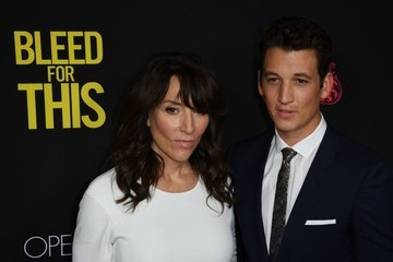 Katey Sagal Premiere of Open Road Films' 'Bleed for This' - Arrivals