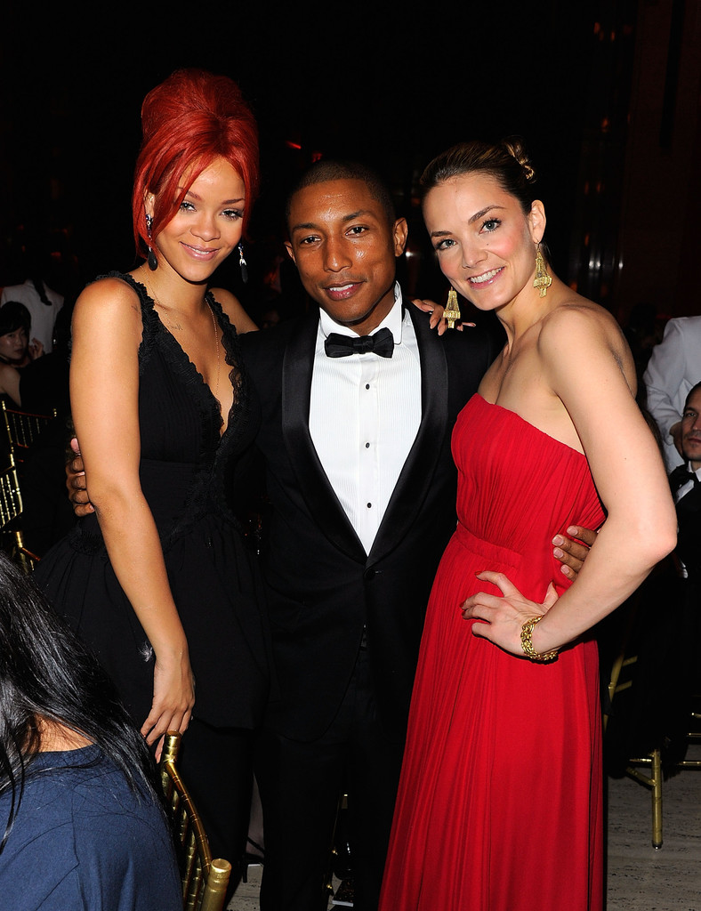 pharrell rihanna dating Meanwhile, this album marks pharrell and ariana's first time working  madonna  and justin timberlake to katy perry, rihanna and frank.