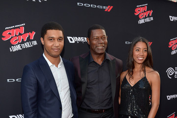 Katharine Haysbert 'Sin City: A Dame to Kill For' Premieres in Hollywood —Part 5