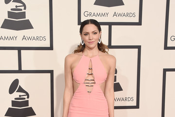 Katharine McPhee 57th GRAMMY Awards - Arrivals