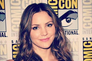 Katharine McPhee Comic-Con International 2015