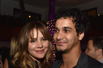 Katharine McPhee Elyes Gabel 'A Most Violent Year' Afterparty