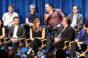 Katharine McPhee Elyes Gabel The Paley Center For Media's PaleyFest 2014 Fall TV Preview - CBS