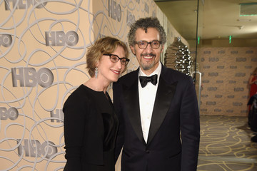 Katherine Borowitz HBO's Official Golden Globe Awards After Party - Red Carpet