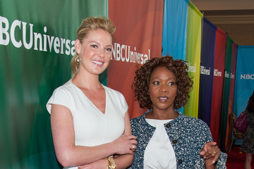 Katherine Heigl NBCUniversal's 2014 Summer TCA Tour: Day 1