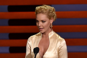 Katherine Heigl 66th Annual Primetime Emmy Awards Show