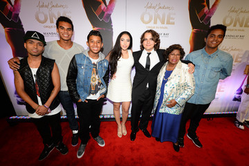 "Katherine Jackson ""Michael Jackson ONE by Cirque du Soleil"" World Premiere At Mandalay Bay"