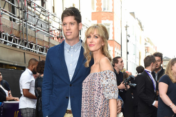 Katherine Kelly Disney's New Musical 'Aladdin' - Red Carpet