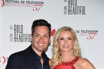 Katherine Kelly Lang 'The Bold and the Beautiful' 30th Years Anniversary - 57th Monte Carlo TV Festival : Day 3