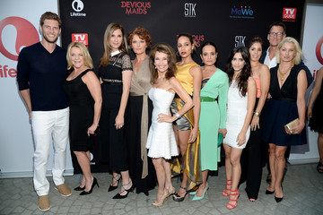 Katherine La Nasa Lifetime, MeWe And TV Guide Celebrate The 'Devious Maids' Season Four Premiere At STK Los Angeles In Westwood, CA