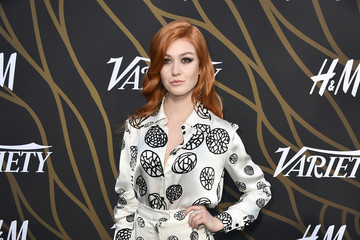 Katherine McNamara Variety Power of Young Hollywood - Arrivals