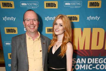 Katherine McNamara The #IMDboat Party at San Diego Comic-Con 2017, Presented By XFINITY And Hosted By Kevin Smith