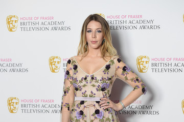 Katherine Ryan House of Fraser British Academy Television Awards 2016 - Winners Room