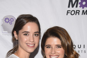 Katherine Schwarzenegger The Women's Alzheimer's Movement And Equinox Fitness Clubs Host 2019 'Move For Minds'