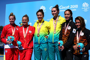 Katherine Torrance Diving - Commonwealth Games Day 7