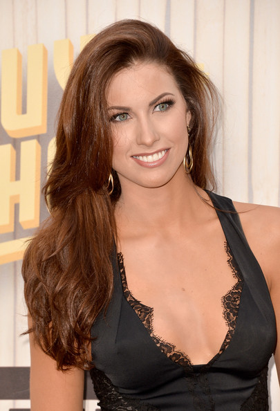 Katherine Webb Pictures Spike Tv S Quot Guys Choice 2013