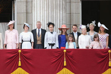 Katherine Queen Elizabeth II's Birthday Parade: Trooping The Colour