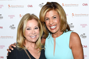 Kathie Lee Gifford CAA Foundation's School Day  Benefiting donorschoose.org