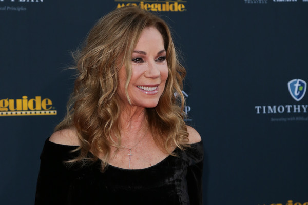 28th Annual Movieguide Awards Gala [hair,blond,hairstyle,chin,long hair,premiere,smile,event,carpet,television presenter,kathie lee gifford,avalon theater,los angeles,california,movieguide awards gala,annual movieguide awards gala,kathie lee gifford,today,celebrity,television presenter,co-host,chat show,endgame360 inc.,movieguide,today with hoda jenna,frank gifford]