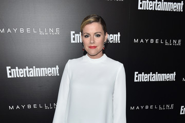 Kathleen Robertson 'Entertainment Weekly' Celebration Honoring the Screen Actors Guild Nominees Presented By Maybelline At Chateau Marmont In Los Angeles - Arrivals