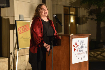 Kathleen Turner People For The American Way Foundation Celebration Of Norman Lear's 95th Birthday