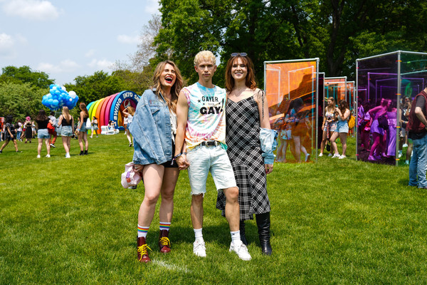 American Eagle At NYC's Governors Ball 2019