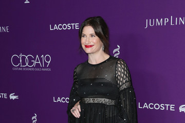 Kathryn Hahn 19th CDGA (Costume Designers Guild Awards) - Arrivals and Red Carpet