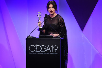 Kathryn Hahn 19th CDGA (Costume Designers Guild Awards) - Show And Audience