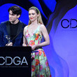 Kathryn Newton 22nd CDGA (Costume Designers Guild Awards) – Show And Audience