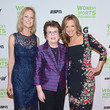Kathryn Olson Arrivals at the Salute to Women in Sports Awards