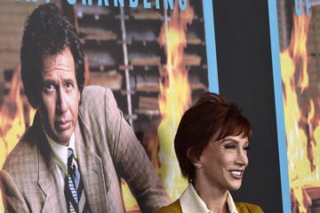 Kathy Griffin Screening Of HBO's 'The Zen Diaries Of Garry Shandling' - Arrivals
