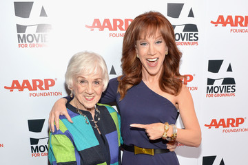 Kathy Griffin 13th Annual AARP's Movies For Grownups Awards Gala - Red Carpet