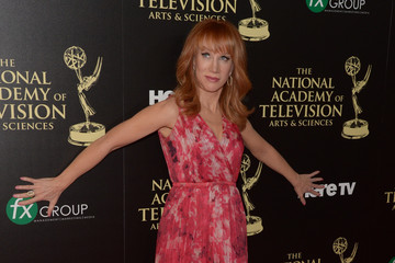 Kathy Griffin The 41st Annual Daytime Emmy Awards - Arrivals