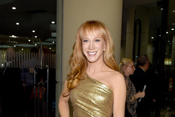 Kathy Griffin Pre-GRAMMY Gala And Salute To Industry Icons Honoring Martin Bandier - Red Carpet