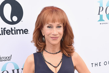 Kathy Griffin The Hollywood Reporter's Annual Women In Entertainment Breakfast In Los Angeles