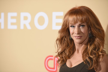Kathy Griffin CNN Heroes 2015 - Arrivals