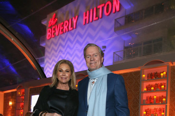 Kathy Hilton FOX, FX And Hulu 2019 Golden Globe Awards After Party - Red Carpet