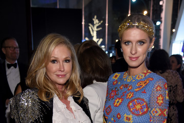 Kathy Hilton An Evening Honoring Valentino Lincoln Center Corporate Fund Black Tie Gala - Arrivals